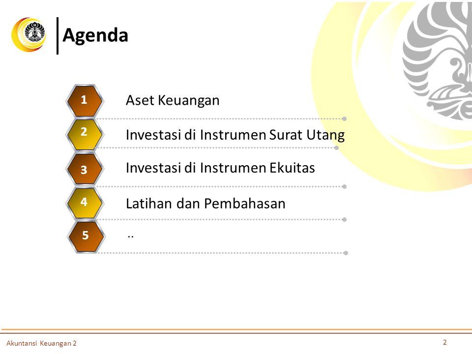 Agenda Aset Keuangan Investasi di Instrumen Surat Utang