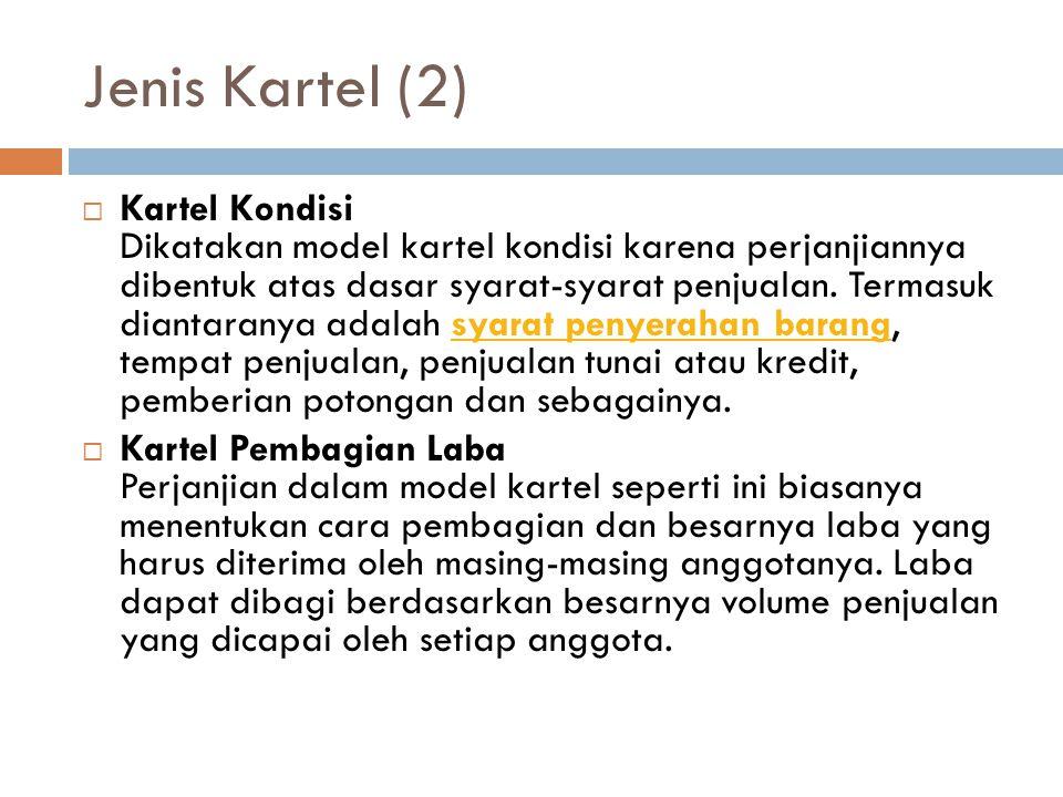 Jenis Kartel (2)
