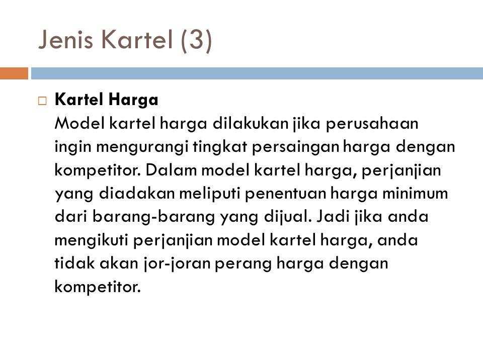 Jenis Kartel (3)