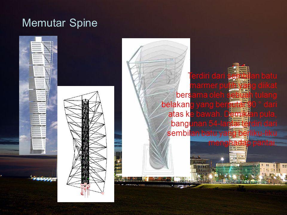 Memutar Spine