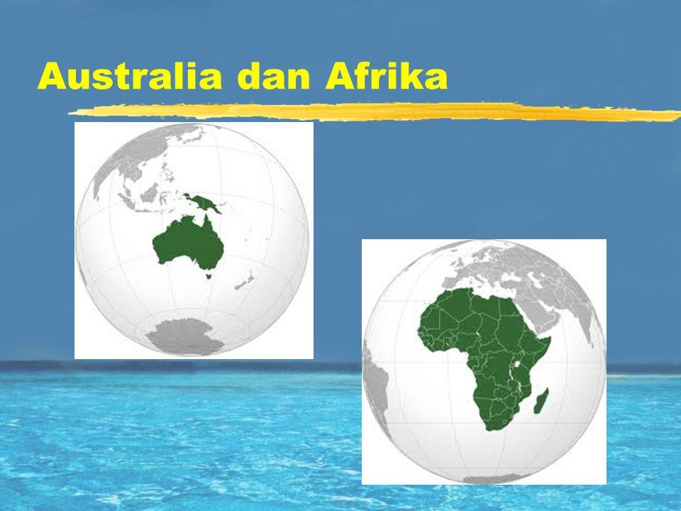 Australia dan Afrika