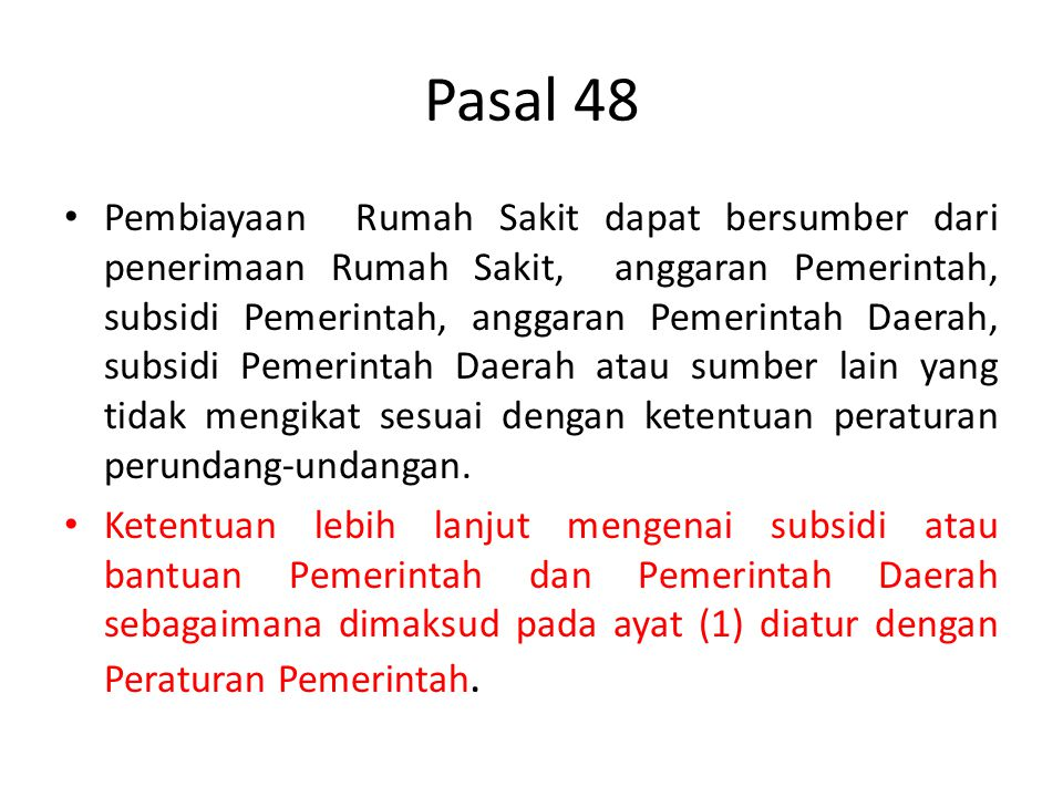 Pasal 48