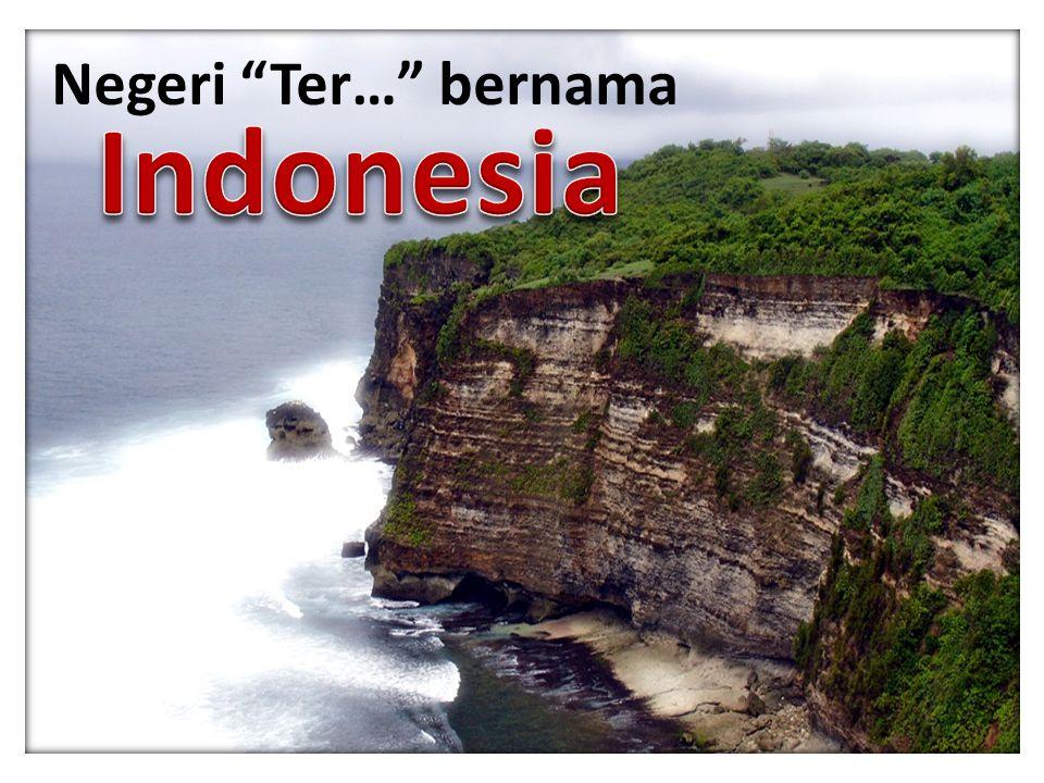 Negeri Ter… bernama Indonesia