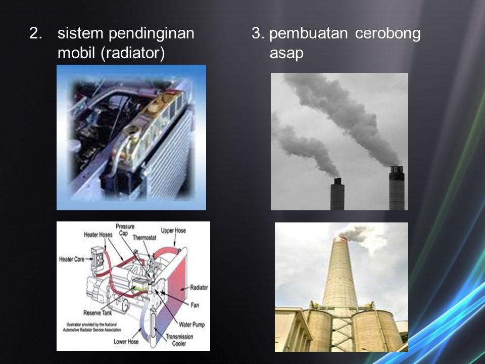 sistem pendinginan mobil (radiator)