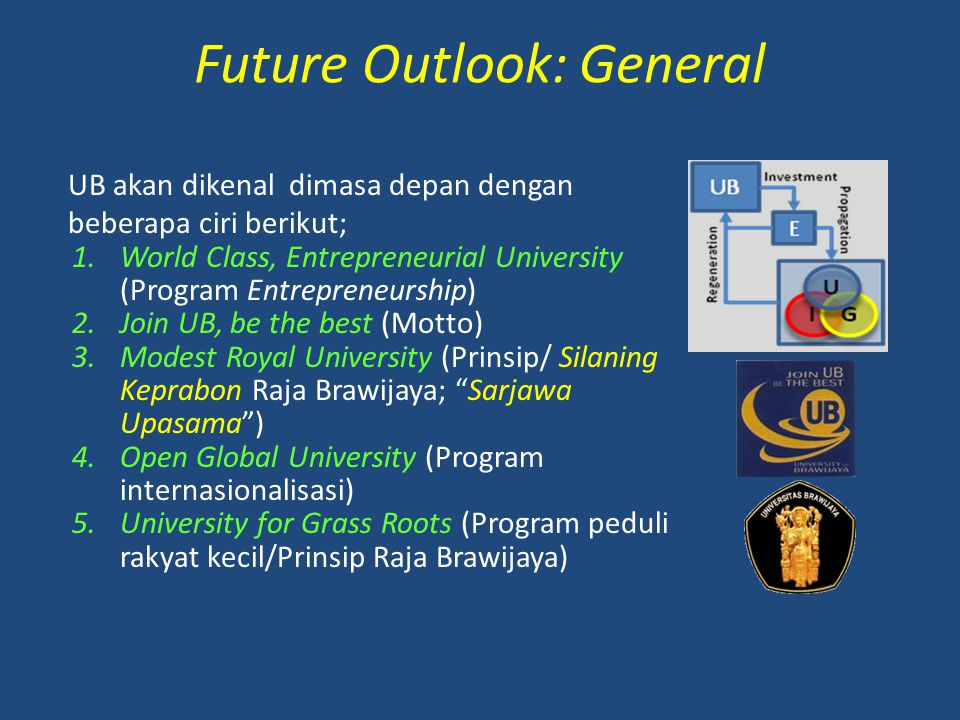 Future Outlook: General