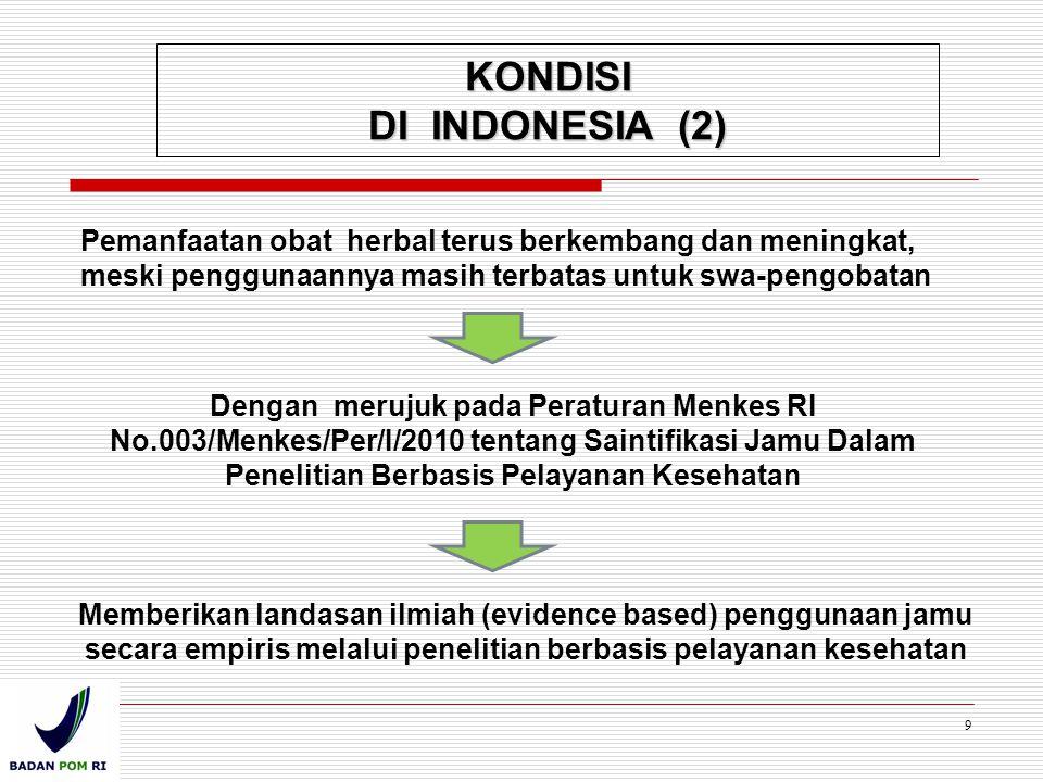 KONDISI DI INDONESIA (2)