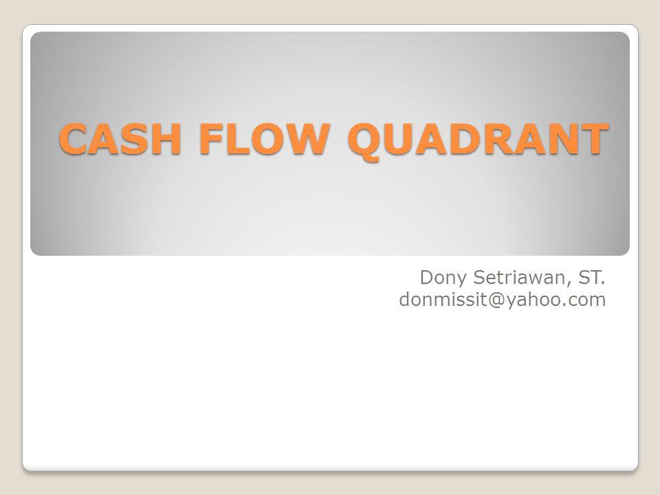 Dony Setriawan, ST. donmissit@yahoo.com