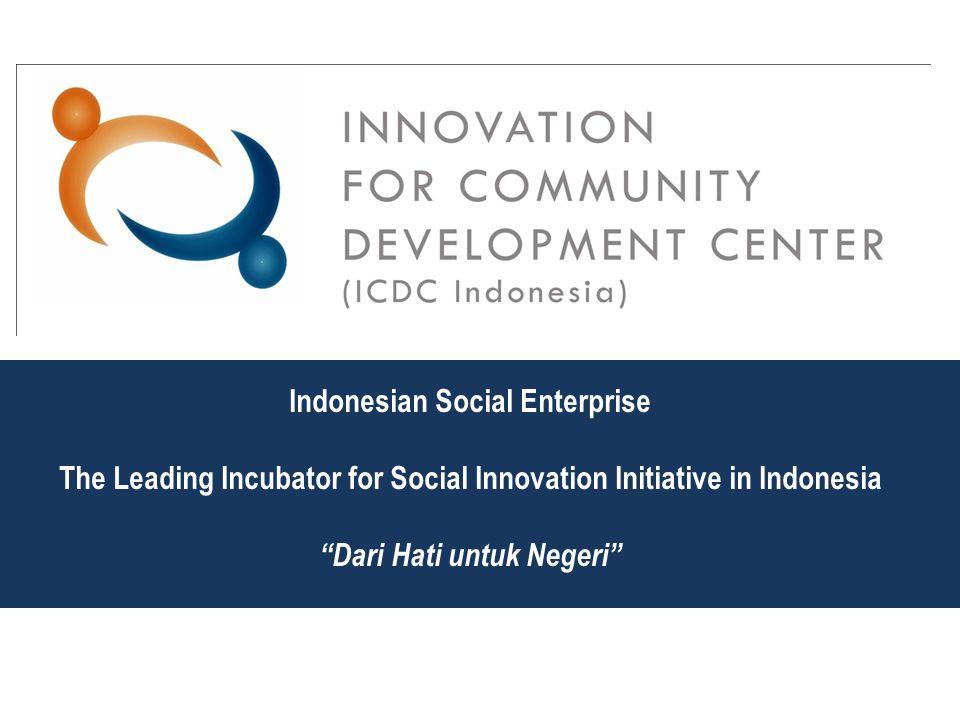Indonesian Social Enterprise