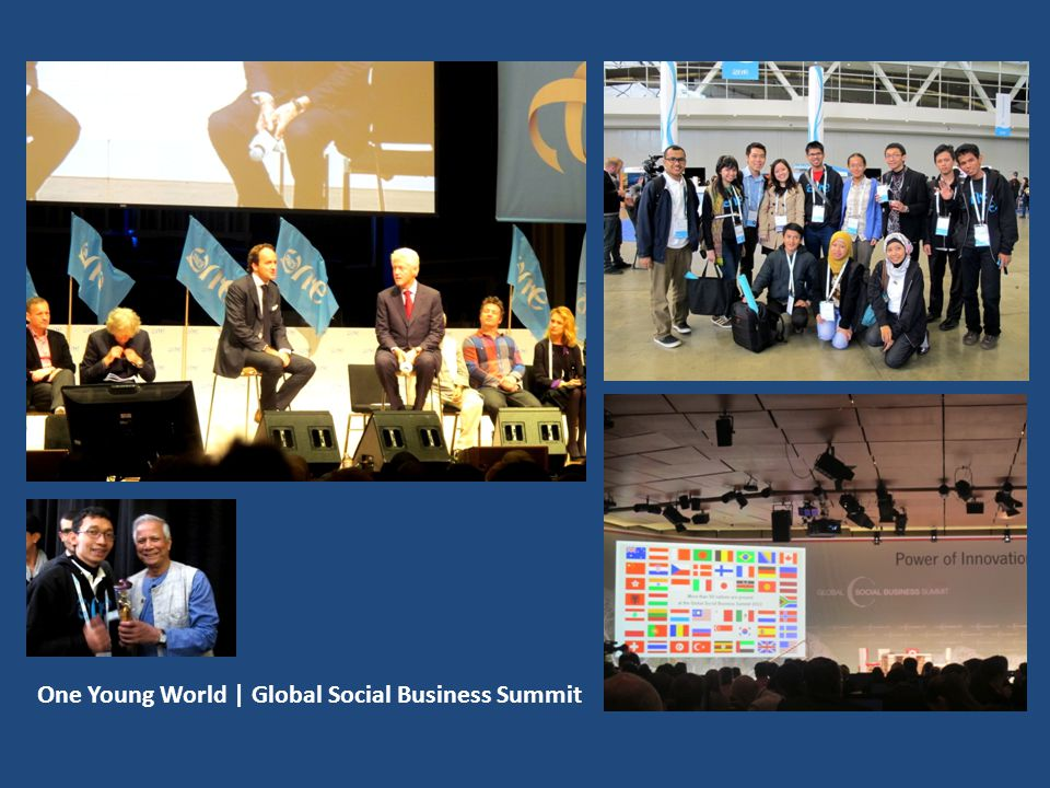 One Young World | Global Social Business Summit