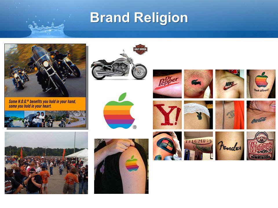 Brand Religion