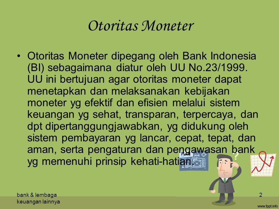 Otoritas Moneter