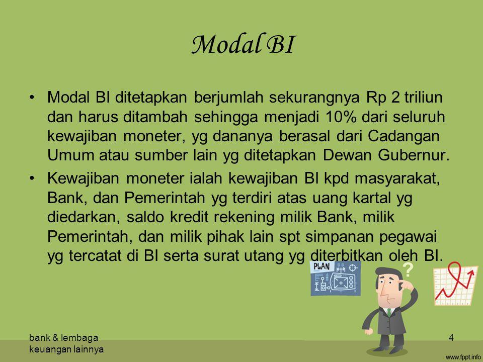 Modal BI
