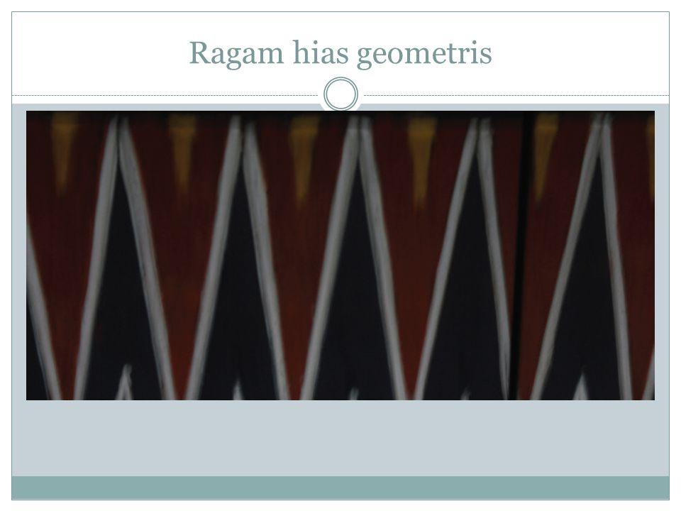 Ragam hias geometris