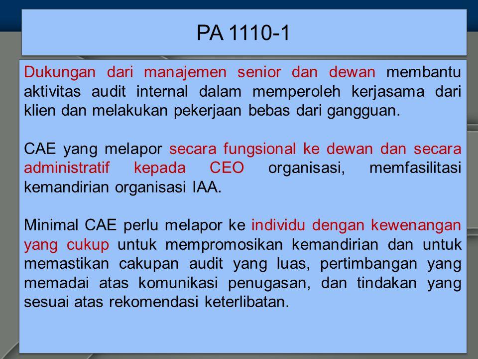 PA 1110-1