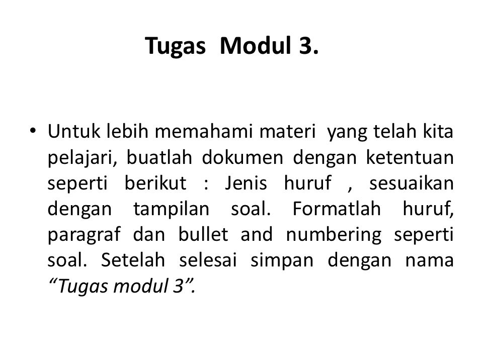 Tugas Modul 3.
