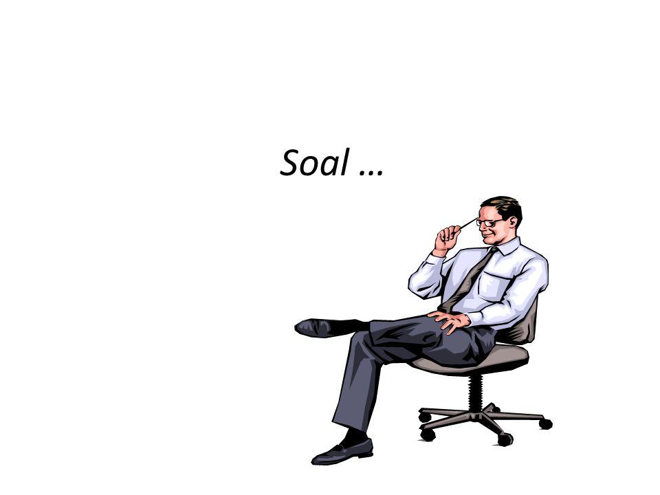 Soal …
