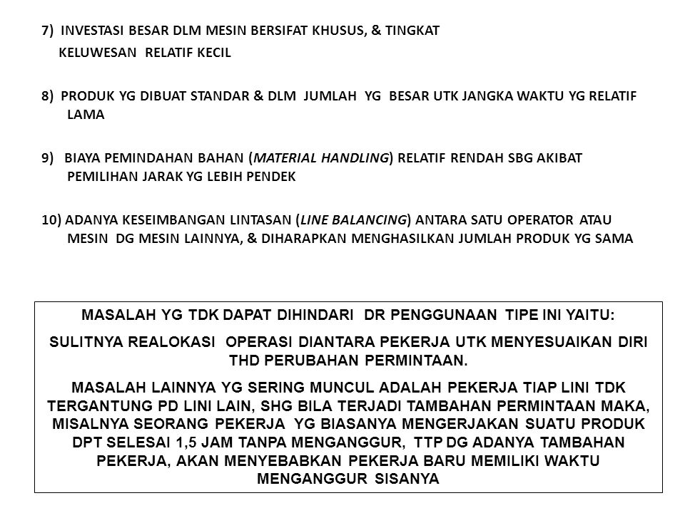 MASALAH YG TDK DAPAT DIHINDARI DR PENGGUNAAN TIPE INI YAITU: