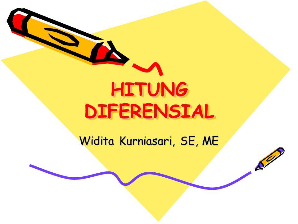 Widita Kurniasari, SE, ME
