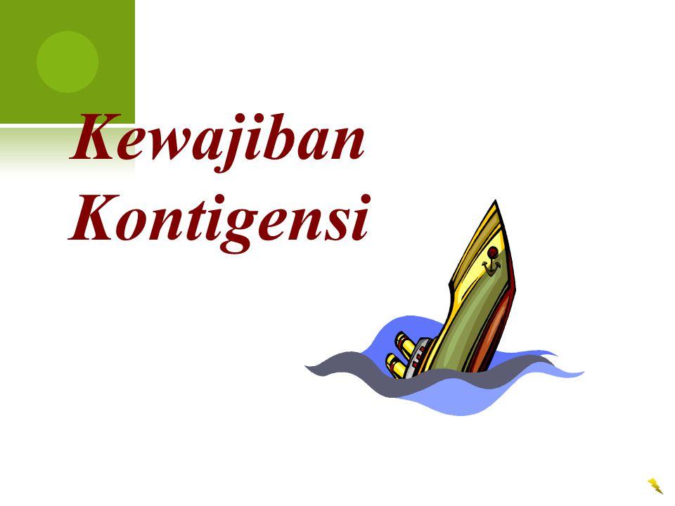 Kewajiban Kontigensi