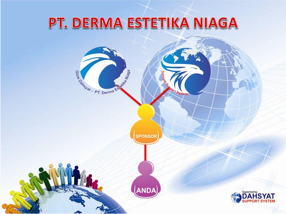 PT. DERMA ESTETIKA NIAGA