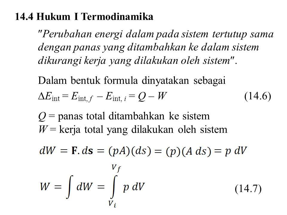Dalam bentuk formula dinyatakan sebagai