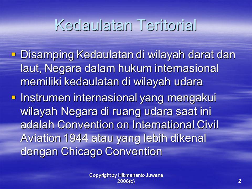 Kedaulatan Teritorial