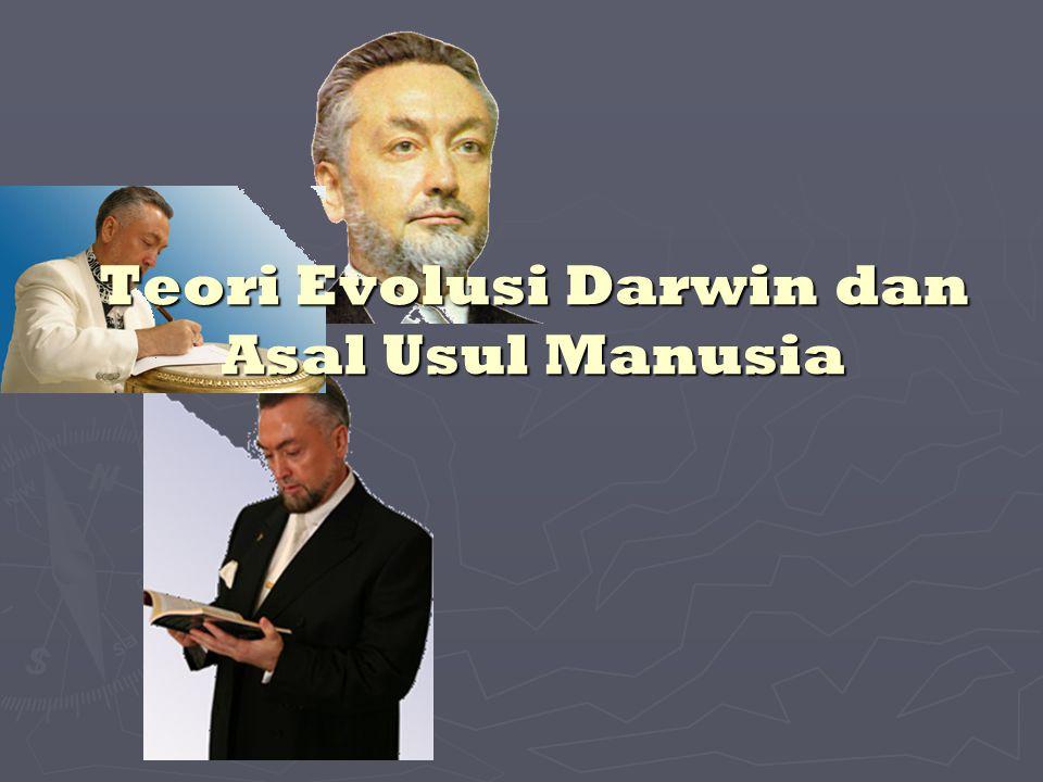 Teori Evolusi Darwin dan Asal Usul Manusia