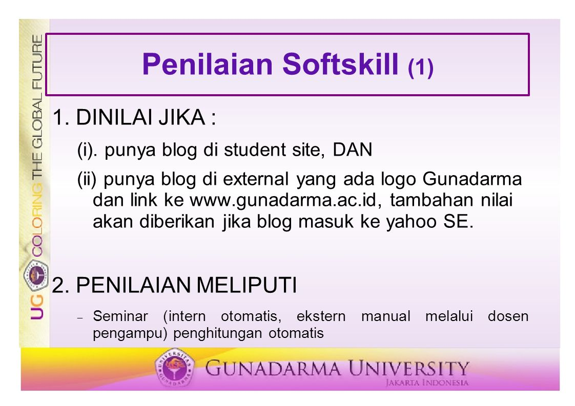 Penilaian Softskill (1)