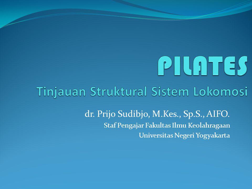 PILATES Tinjauan Struktural Sistem Lokomosi