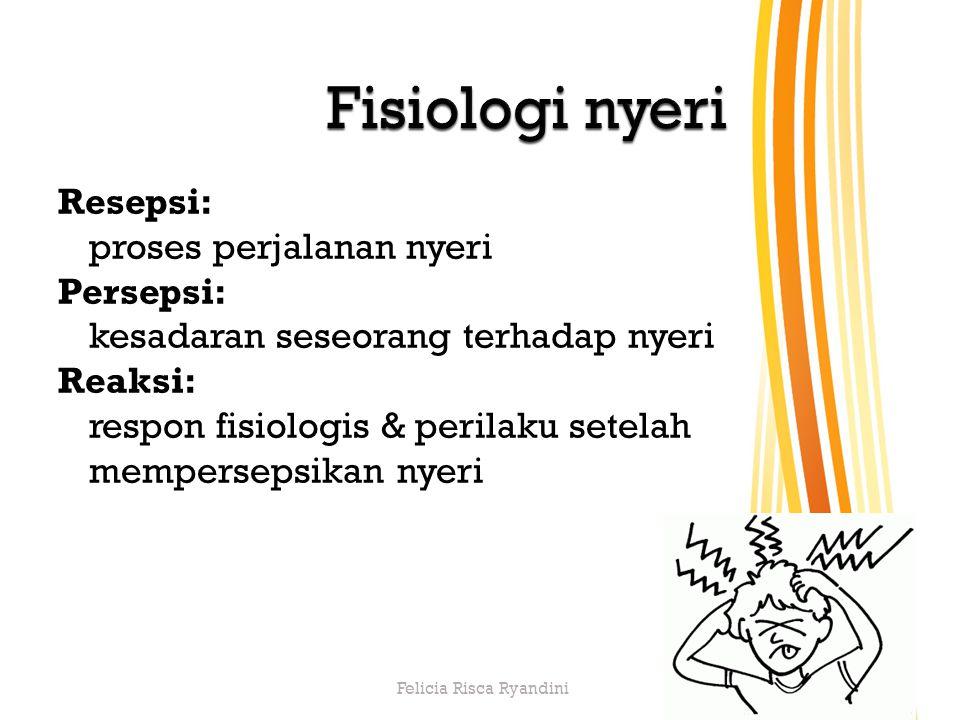 Fisiologi nyeri