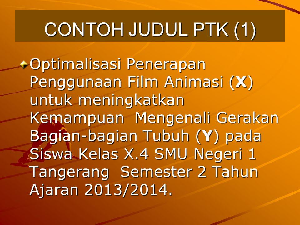 CONTOH JUDUL PTK (1)