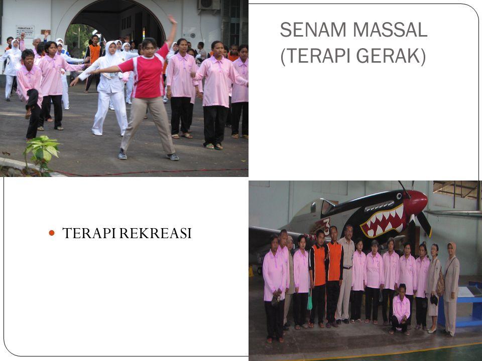 SENAM MASSAL (TERAPI GERAK)