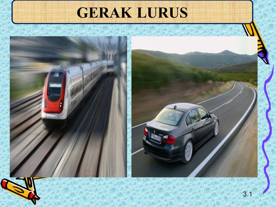 GERAK LURUS 3.1