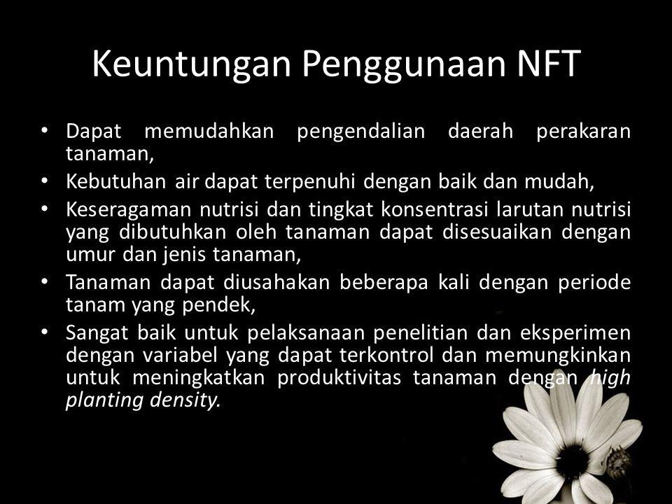 Keuntungan Penggunaan NFT