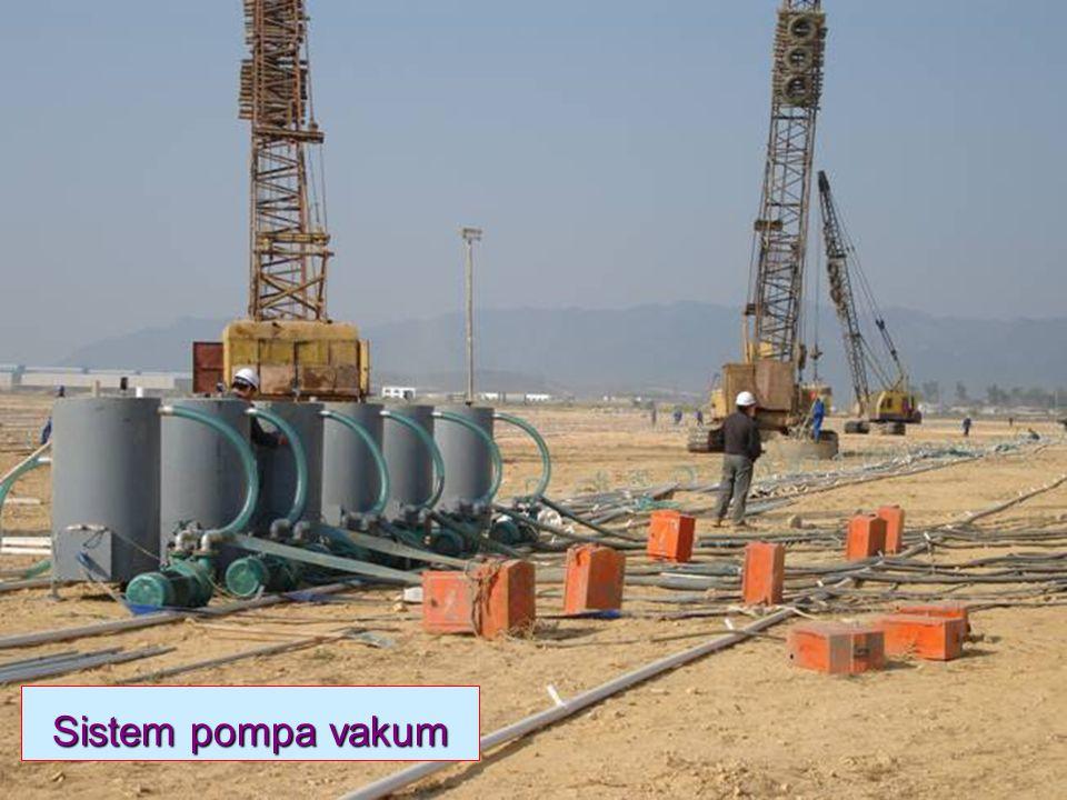 Sistem pompa vakum HVDM 17