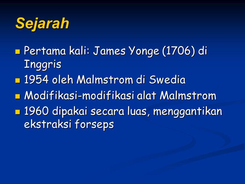 Sejarah Pertama kali: James Yonge (1706) di Inggris
