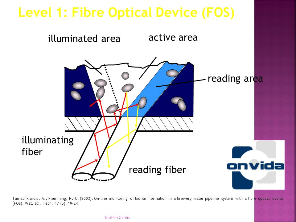 Level 1: Fibre Optical Device (FOS)