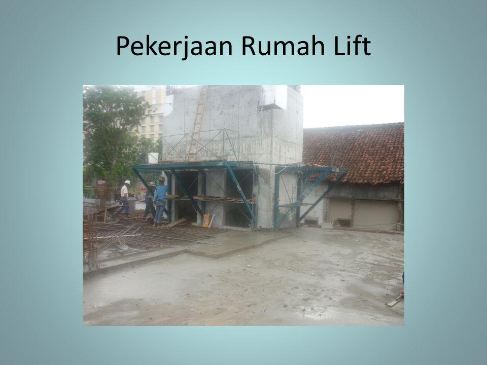 Pekerjaan Rumah Lift