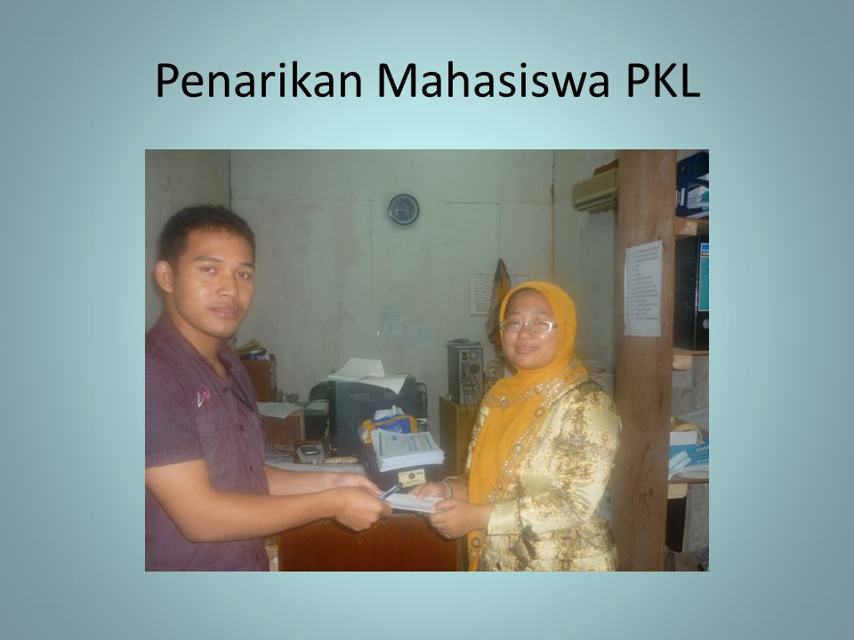 Penarikan Mahasiswa PKL