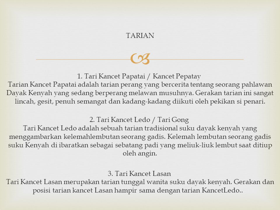 TARIAN 1.