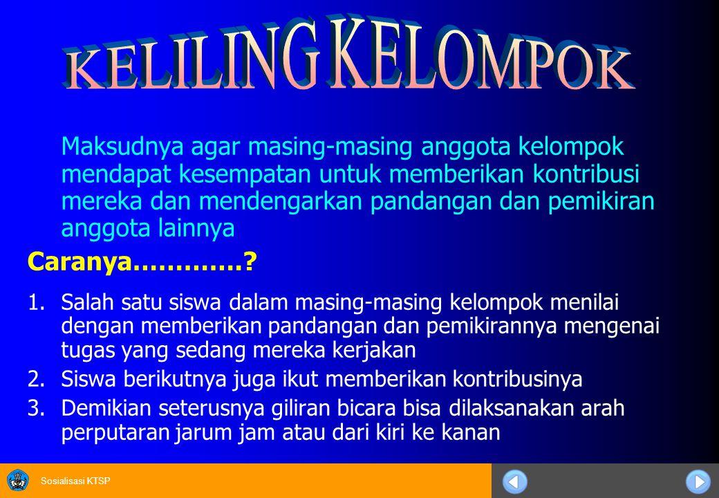 KELILING KELOMPOK