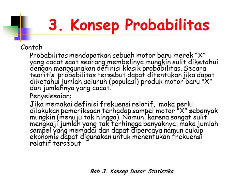 Bab 3. Konsep Dasar Statistika