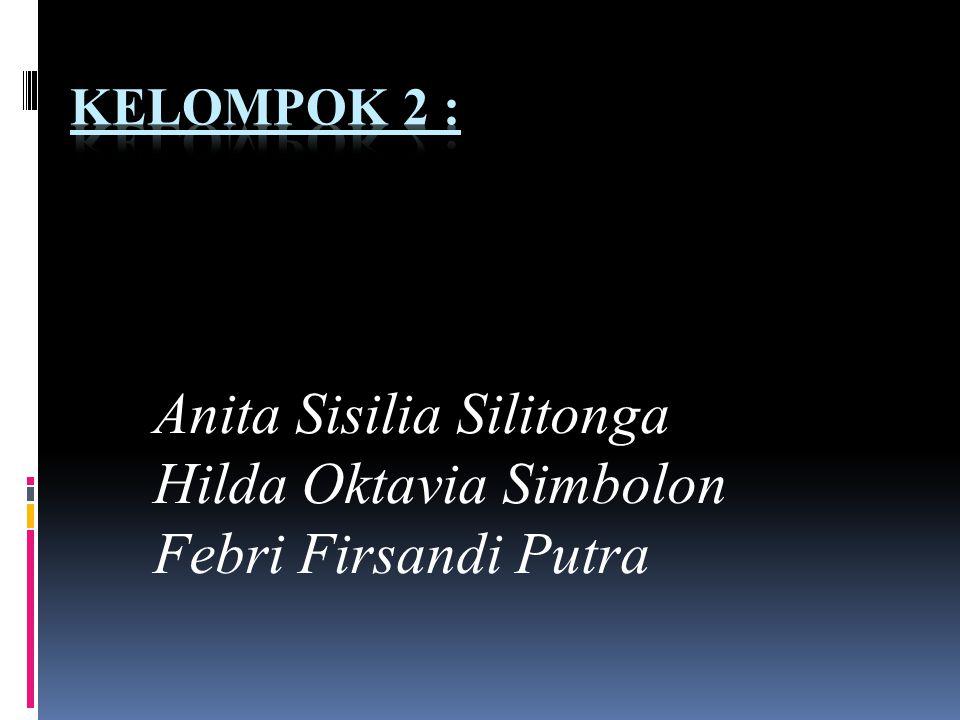 Anita Sisilia Silitonga Hilda Oktavia Simbolon Febri Firsandi Putra