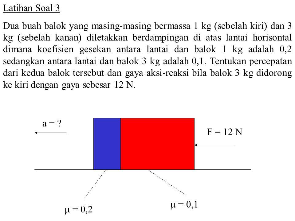 Latihan Soal 3