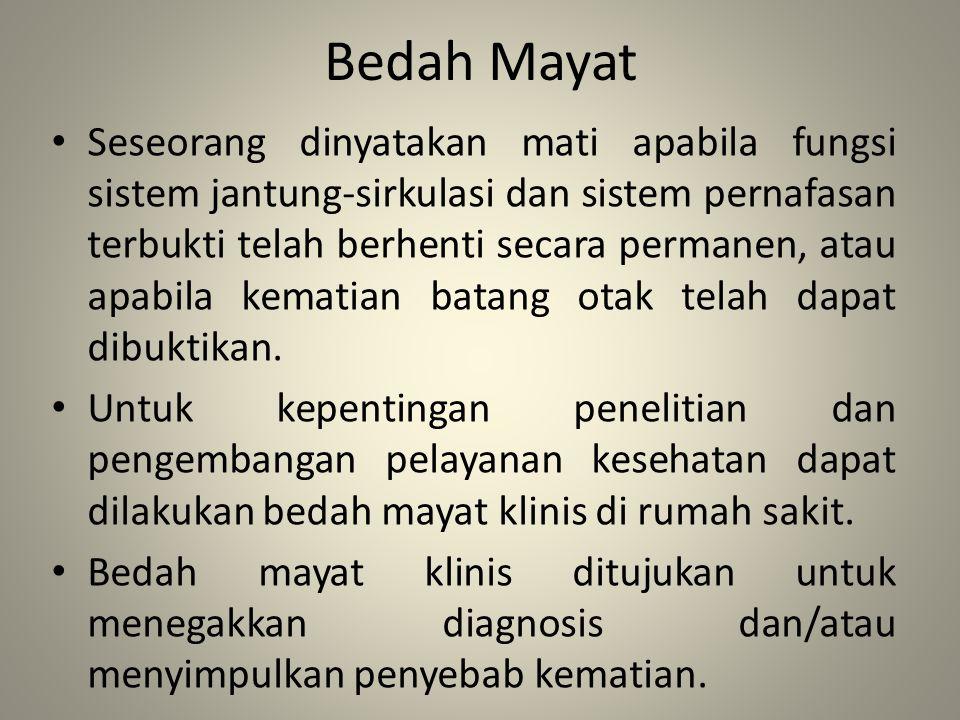 Bedah Mayat
