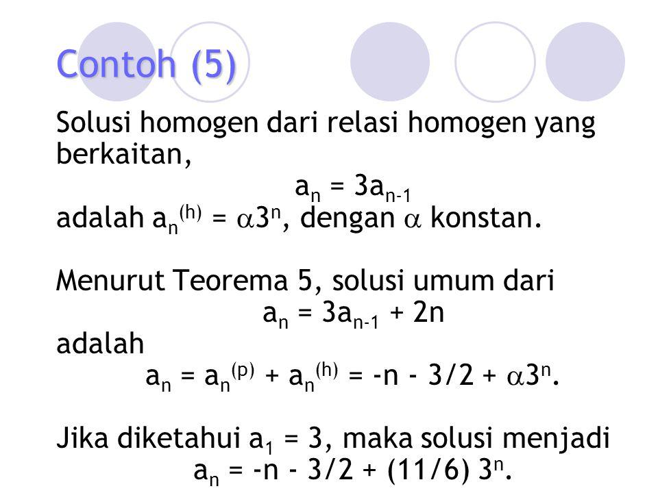 an = an(p) + an(h) = -n - 3/2 + 3n.