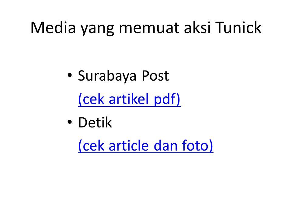 Media yang memuat aksi Tunick