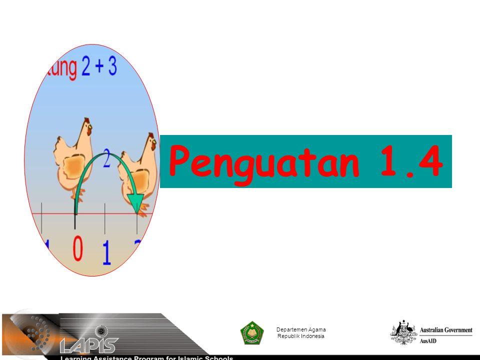 Penguatan 1.4 Departemen Agama Republik Indonesia