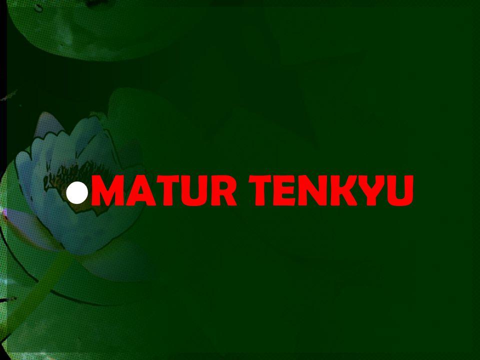 MATUR TENKYU