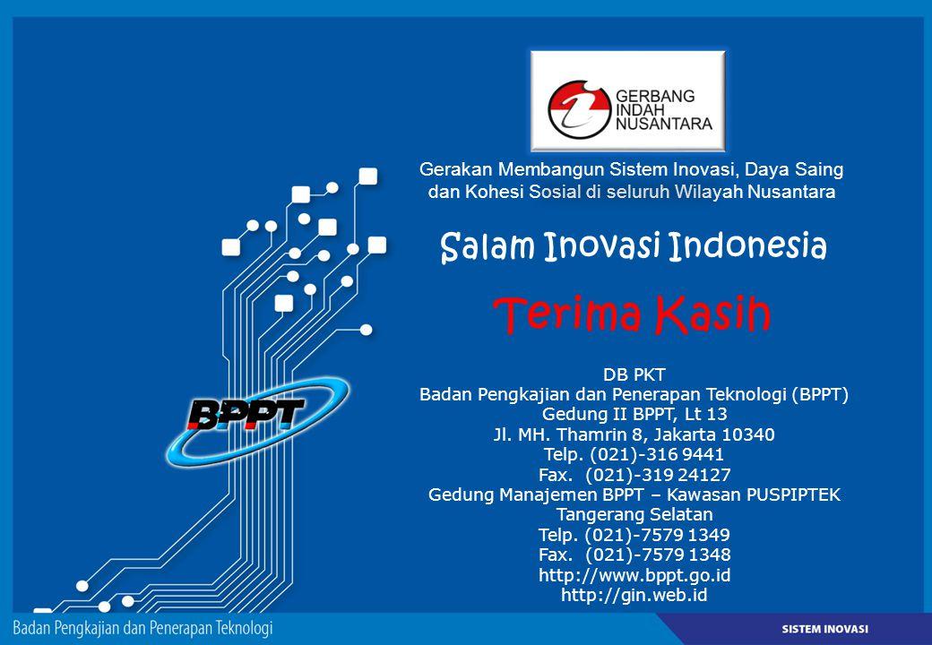 Salam Inovasi Indonesia